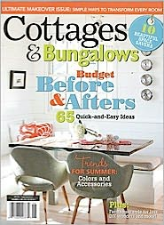 Cottages & Bungalows - One Year Subscription