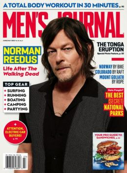 Men's Journal - One Year Subscription