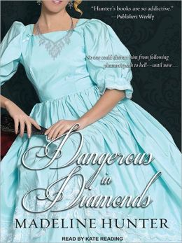 Dangerous in Diamonds: Rarest Blooms Series, Book 4