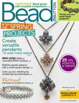 Bead & Button - One Year Subscription