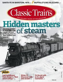 Classic Trains - One Year Subscription