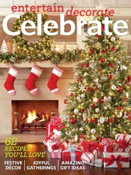 Entertain Decorate Celebrate - One Year Subscription
