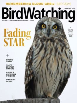 BirdWatching Magazine - One Year Subscription
