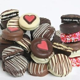 15 Valentines Love Belgian Chocolate Covered OREOs®