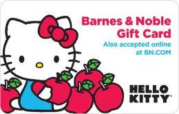 Hello Kitty Gift Card