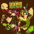 CD Cover Image. Title: Cinema, Circus & Spaghetti: Sexmob Plays Fellini, Artist: Sexmob