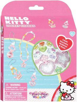 Hello Kitty Locket Charms