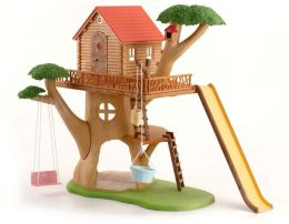 Calico Critters Adventure Tree House