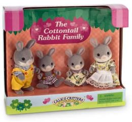 Calico Critters - Cottontail Rabbit Family