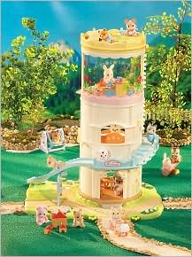 Calico Critters - Baby Playroom