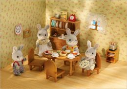 Calico Critters - Country Dining Room Set