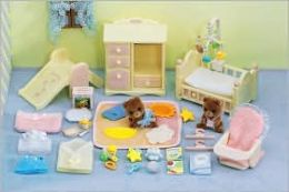 Calico Critters - Baby's Nursery Set