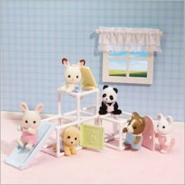 Calico Critters - Baby Jungle Gym