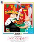 Product Image. Title: Bon Appetit - Cinco de Mayo 300 Piece Puzzle
