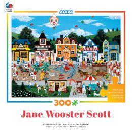 Jane Wooster Scott Autumn Hayride 300 pc puzzle