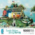 Product Image. Title: Linda Nelson Gifts from the Garden 1000 pc Puzzle