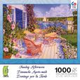 Product Image. Title: 1000pc Puzzle Sunday Afternoon - Macy's View of the Cove