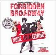 Forbidden Broadway, Vol. 9: Rude Awakening [The Un-Original Cast Album]