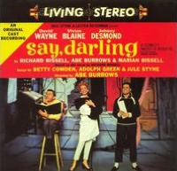 Say, Darling [Original Cast Recording]