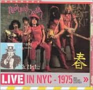 Live in NYC - 1975: Red Patent Leather [Bonus Tracks]
