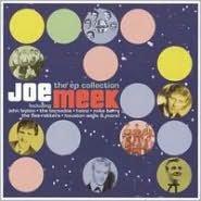 The Joe Meek EP Collection Box