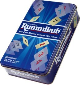 Rummikub In A Tin Travel Game