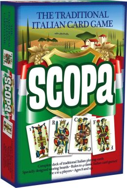 Scopa- International Card Game