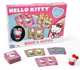 Hello Kitty Make a Match Game