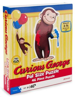 Curious George Pal Puzzle