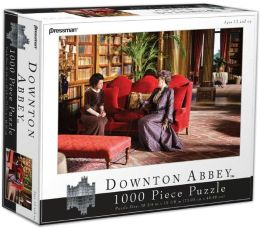 Downton Abbey 1000 Piece Puzzle- Violet & Cora