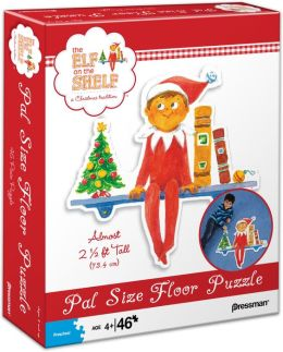 Elf on the Shelf Pal size puzzle