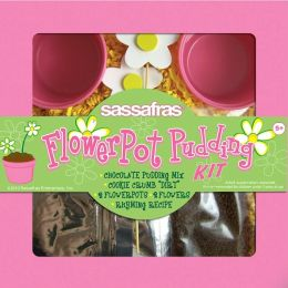 Sassafras Flower pot pudding kit
