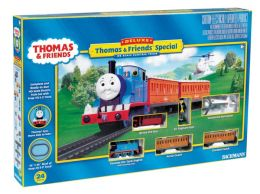 Deluxe Thomas the Tank HO Scale Electric Train Set