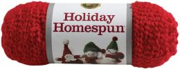 Holiday Homespun Yarn-Holly
