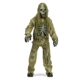 Skeleton Zombie Child Costume: Size 12-14