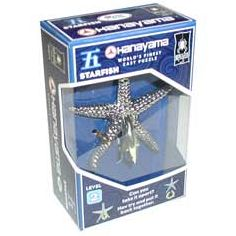 Hanayama Cast Puzzle - Starfish (Level 2)