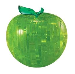Crystal Puzzle Green Apple
