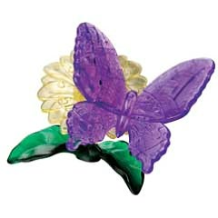 Crystal Puzzle Butterfly