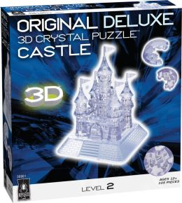 Large Crystal Puzzle - Castle