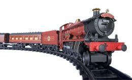 Harry Potter Hogwarts Express Battery Operated G Gauge Train Set