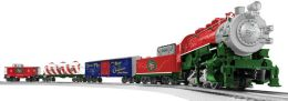 Lionel Santa's Flyer O Gauge Electric Train