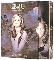 Buffy the Vampire Slayer - Complete First Season