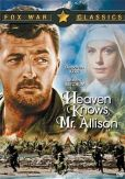 Video/DVD. Title: Heaven Knows, Mr. Allison