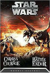 Star Wars Ewok Adventures - Caravan of Courage & Battle for Endor