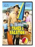 Video/DVD. Title: Mr. Hobbs Takes a Vacation