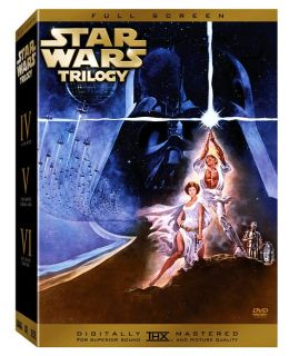 Star Wars Trilogy (3-Disc Set)