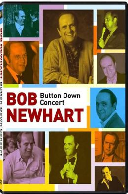 Bob Newhart: Button Down Concert - Off the Record
