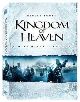 Kingdom of Heaven Director's Cut (4-Disc Set)