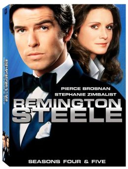 Remington Steele - Mai Dire Si - Stagione 4 (1985) [Completa] DVB-T MP3 ITA AV