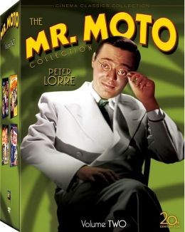 Mr. Moto, Volume 2